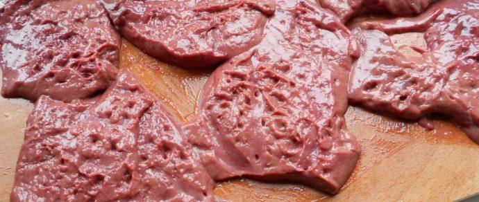 польза свиной печени
