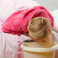 Причины рвоты у ребенка без температуры