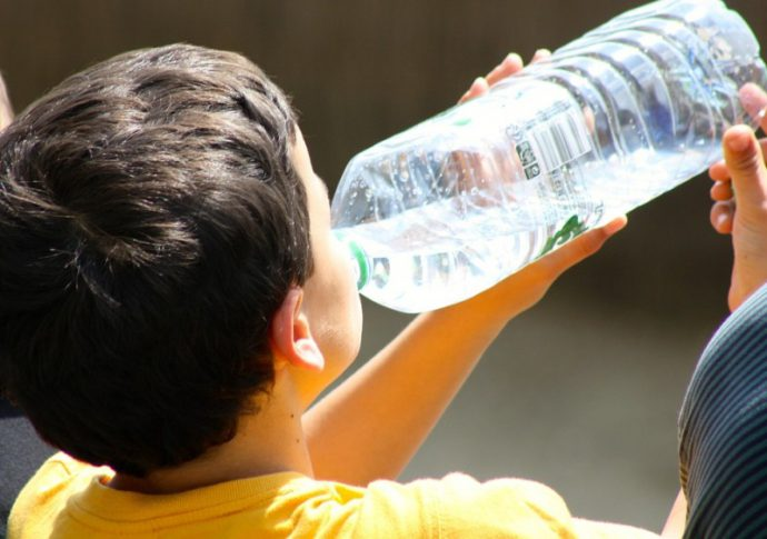свежая вода