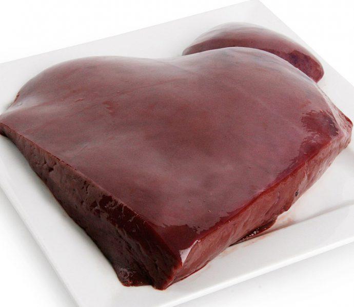 Витамины в говяжьей печени