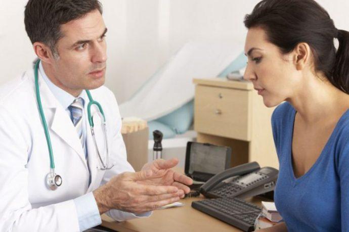 врач назначает диагностику