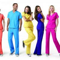 Как изменилась медицинская одежда